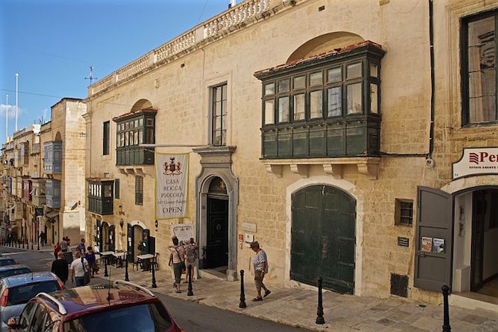 Casa Rocca Piccola - Muslim friendly places to visit in Malta