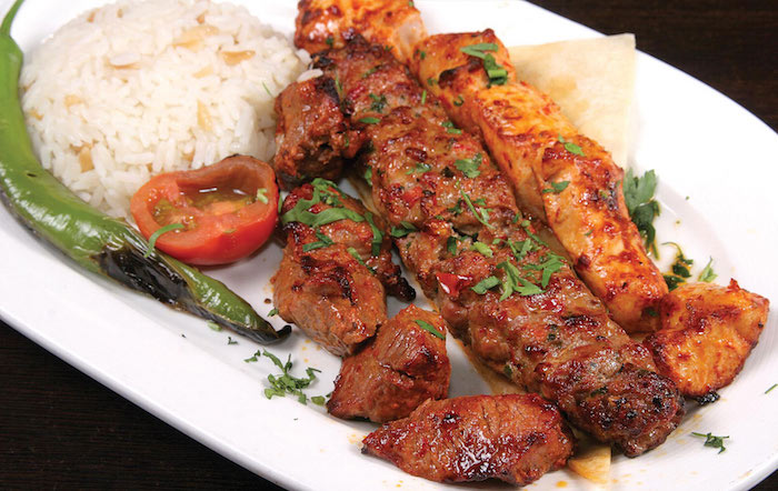 Must try food in Istanbul - Turkish Kebab
