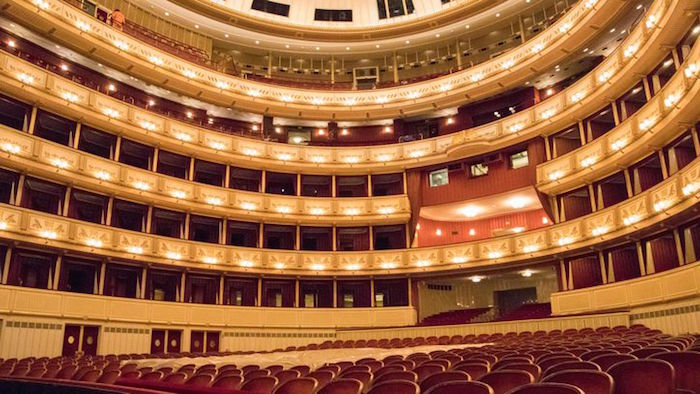 Muslim friendly sites to visit in Vienna - State opera house