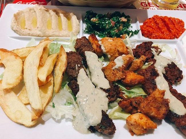 Yalla Habibi Halal restaurants in Zurich