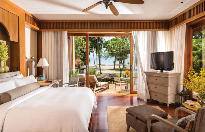 Beachfront five star resort - Four Seasons Langkawi
