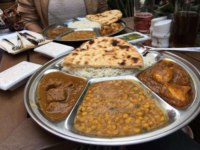 Best halal restaurants in Vienna Austria - Curry N Masala