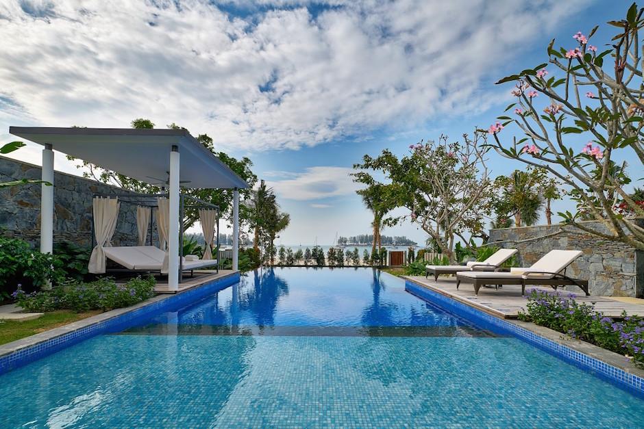 Best luxury hotels in Langkawi for Muslims