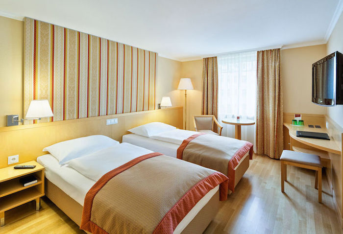 Muslim friendly hotel Trend Ananas Wien