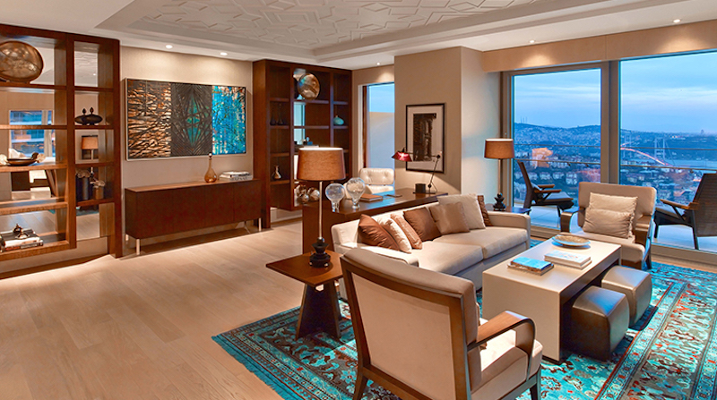 Luxury hotels in Istanbul for Muslims - Raffles Istanbul