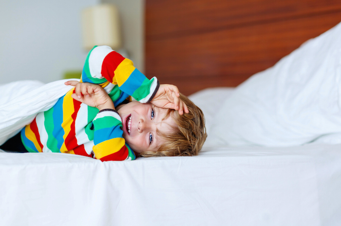 Muslim friendly tips for family holiday - tips for kids sleeping in a hotel