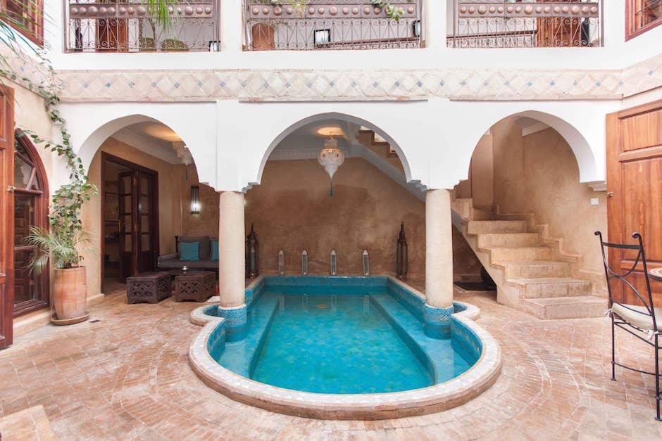 Private Villas in Marrakech